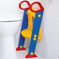 Детское сиденье на унитаз со ступенькой Froggie (4)