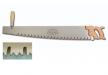 Пила-ножовка Garlick/Lynx One Man Crosscut Saw. Полная длина пилы 102 см длина полотна 91.5 cм (3ft) 1 TPI Thomas Flinn М00006223