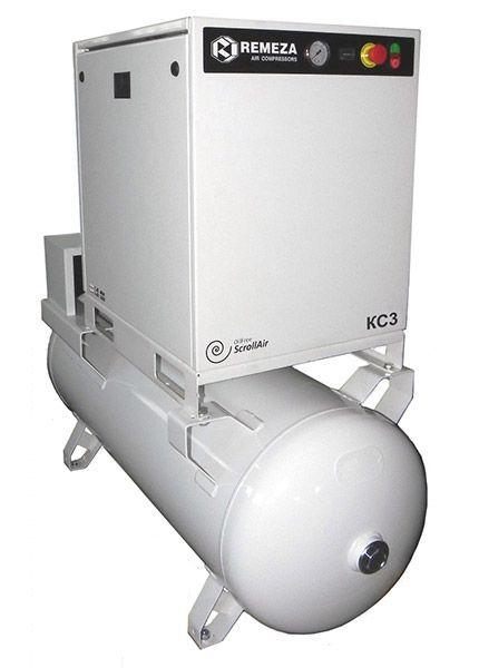 Спиральный безмасляный компрессор КС5-8-(10)270