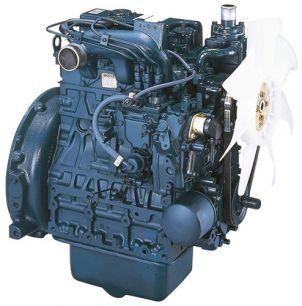 Дизельный двигатель Kubota D1803-M