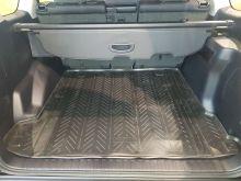 Коврик (поддон) в багажник, Aileron, полиуретан, салон 5 мест