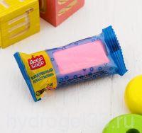 воздушный пластилин розовый