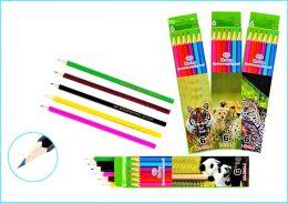 Набор цветных карандашей из 6 штук