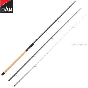 Фидер DAM Sumo Sensomax Carp Feeder 12' 3,60 м / тест  50-100G / 3+3PCS