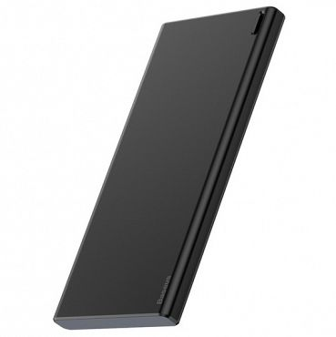 Внешний аккумулятор Baseus Choc Power Bank 10000mAh  Black+Gray