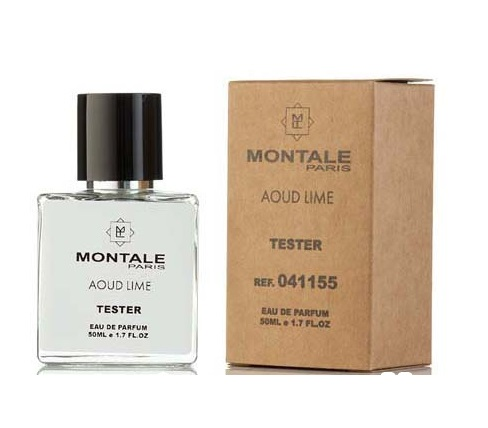 Tester Montale Aoud Lime 50 мл (ОАЭ)