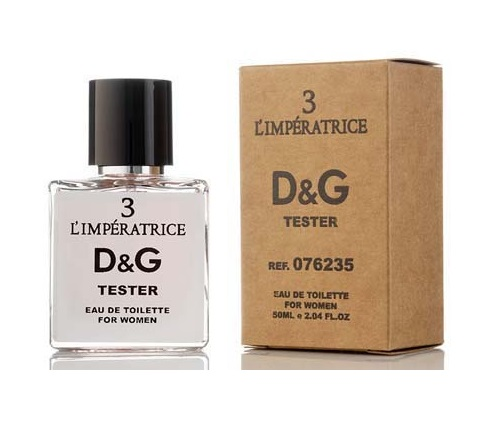 Tester Dolce&Gabbana L`imperatrice №3 50 мл (ОАЭ)