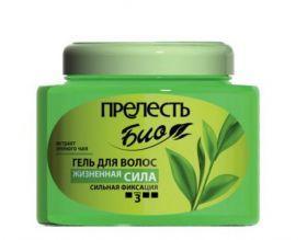 Гель д/волос Прелесть 250мл Био с экстр.зел.чая с.ф.