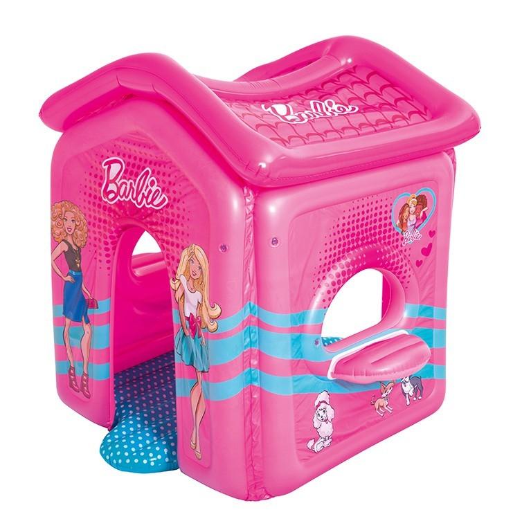 """Игровой надувной домик """"Barbie"""" BestWay 93208"""