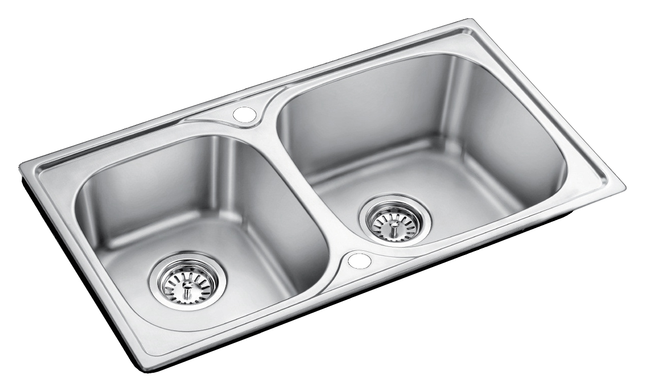Врезная кухонная мойка Oulin OL-H9819