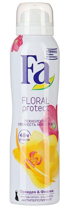 Дезодорант Fa 150мл спрей Floral Protect Орхидея/Фиалка