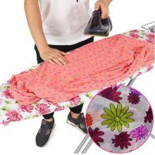 Чехол для гладильной доски, 140х50 см, Узор: Цветные ромашки
