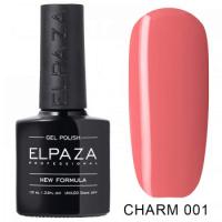 Elpaza гель-лак Charm 001, 10 ml