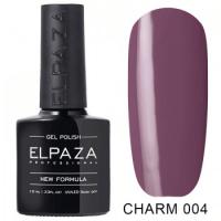 Elpaza гель-лак Charm 004, 10 ml