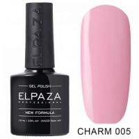 Elpaza гель-лак Charm 005, 10 ml