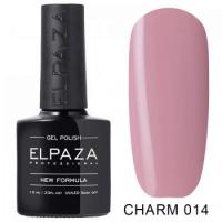Elpaza гель-лак Charm 014, 10 ml