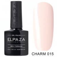 Elpaza гель-лак Charm 015, 10 ml