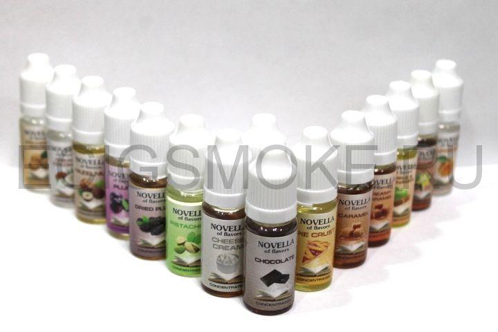 Ароматизаторы Novella of Flavors 10 мл