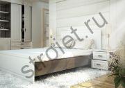 Кровать Прага 1400*2000 без ящиков