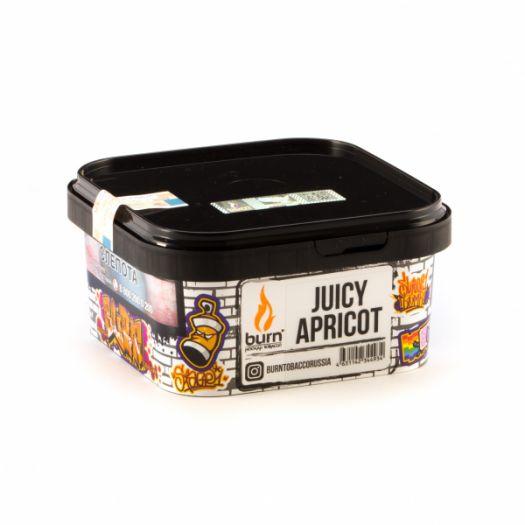 Burn - Juicy Apricot (спелый сладкий абрикос)