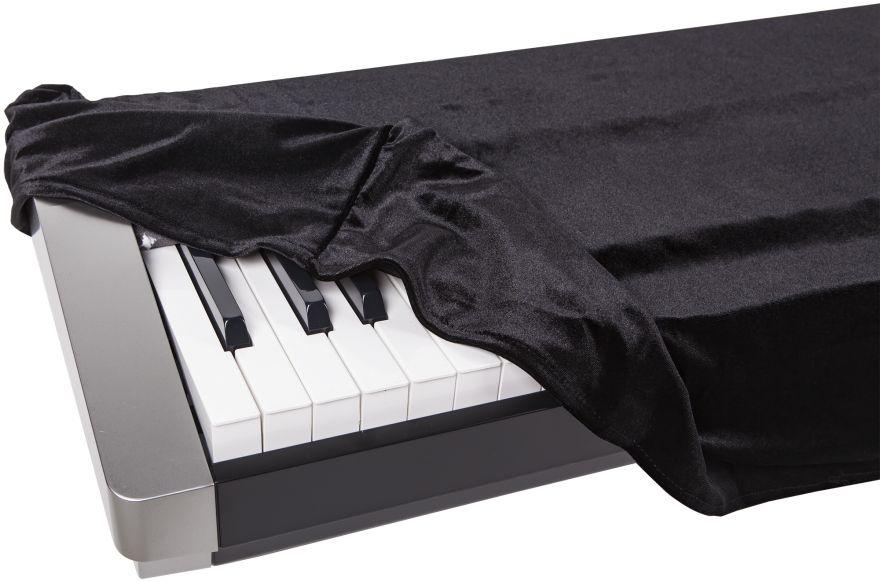 Черная накидка для пианино Casio CDP-S, PX-S