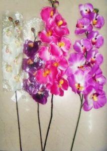 Орхидея искусственная (67 см, ассортимент)