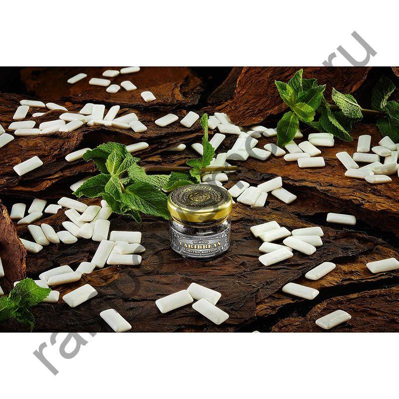WTO CB 20 гр - Mint Gum (Карибский Бленд Мятная жвачка)
