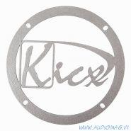 Kicx Плосткие грили Kicx (серебристые)
