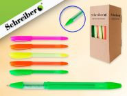 Ручка масляная, 0.7 мм, цвет чернил - СИНИЙ (Россия) (арт. S 0078)