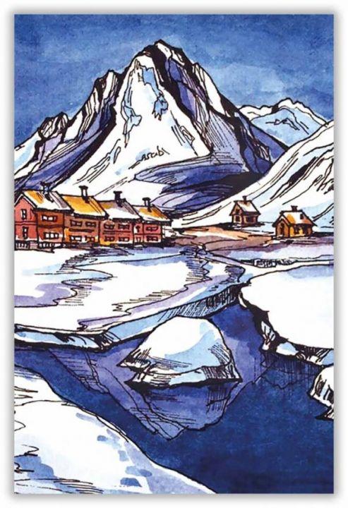 Теплые горы