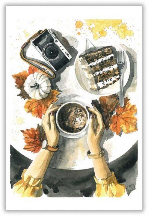 Осенний полдник