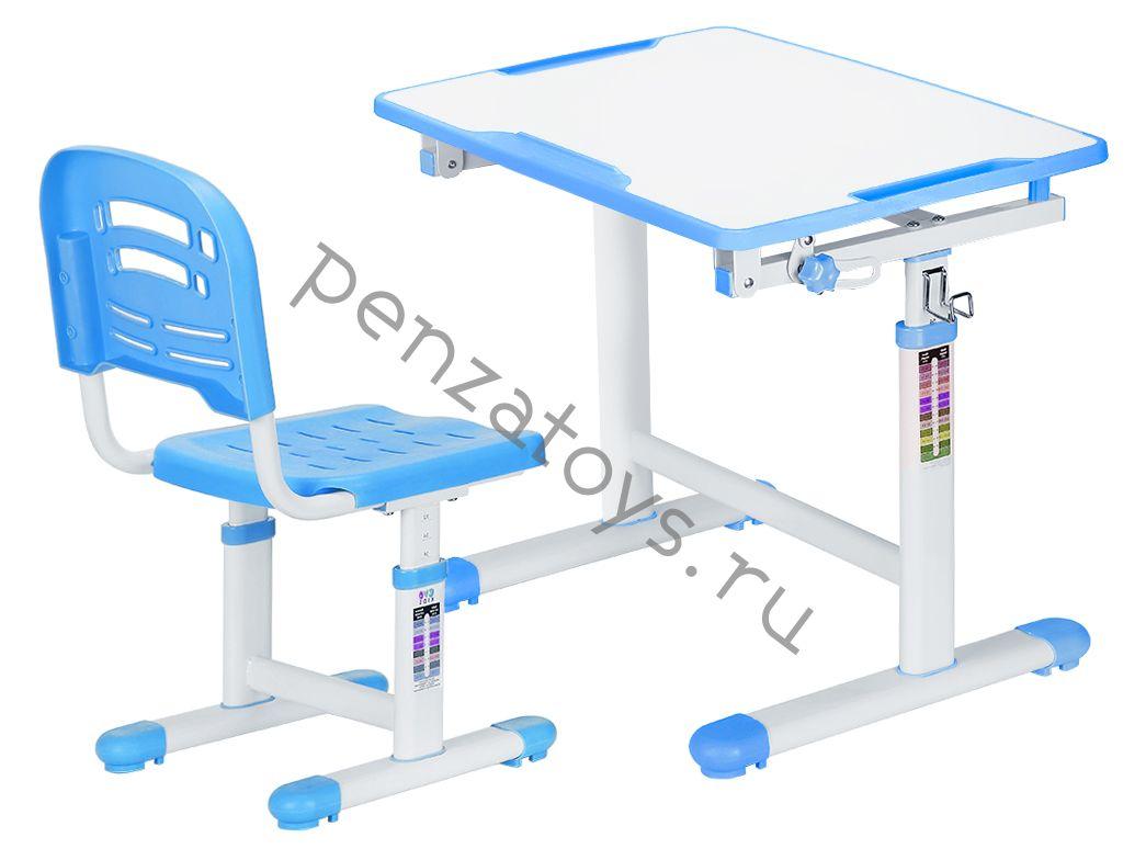 Комплект парта+стул Mealux EVO-07