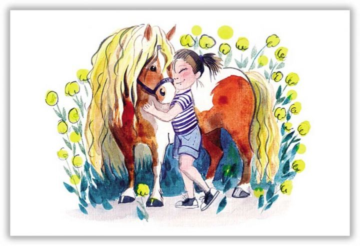 Маленький пони