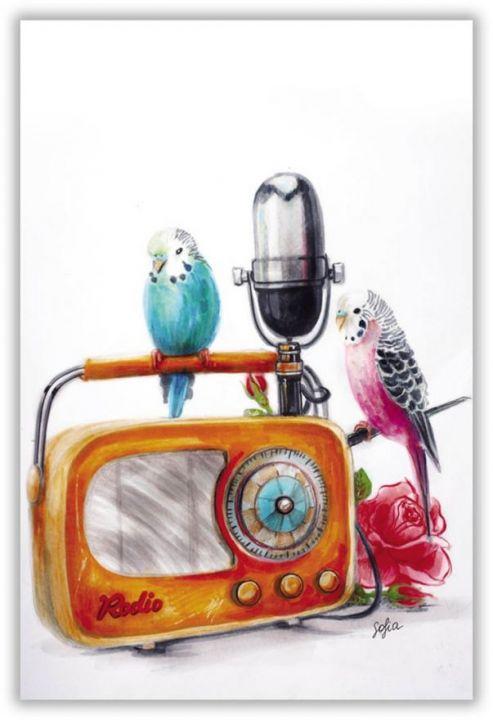 Попугай FM
