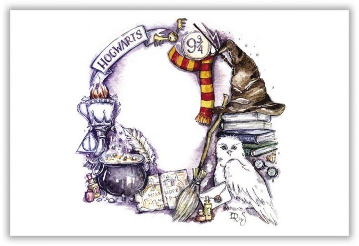 Любителям Гарри Поттера