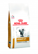Royal Canin Urinary S/O MODERATE CALORIE 1,5кг