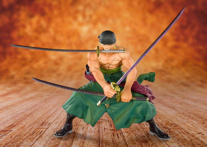 Аниме фигурка One Piece - Pirate Hunter Zoro Зоро