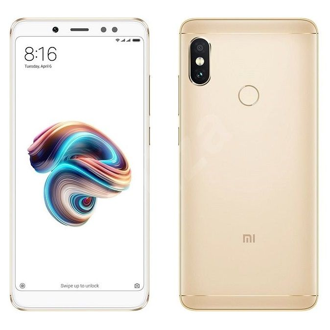 Xiaomi Redmi Note 5 4/64GB Gold
