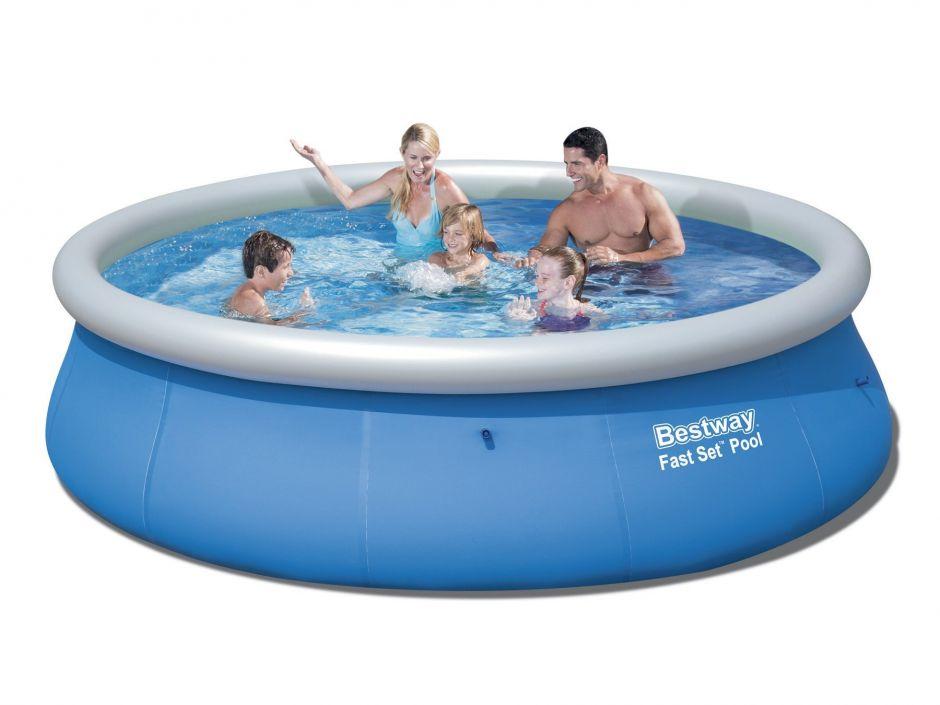 Надувной бассейн Bestway 57310 (457х91)