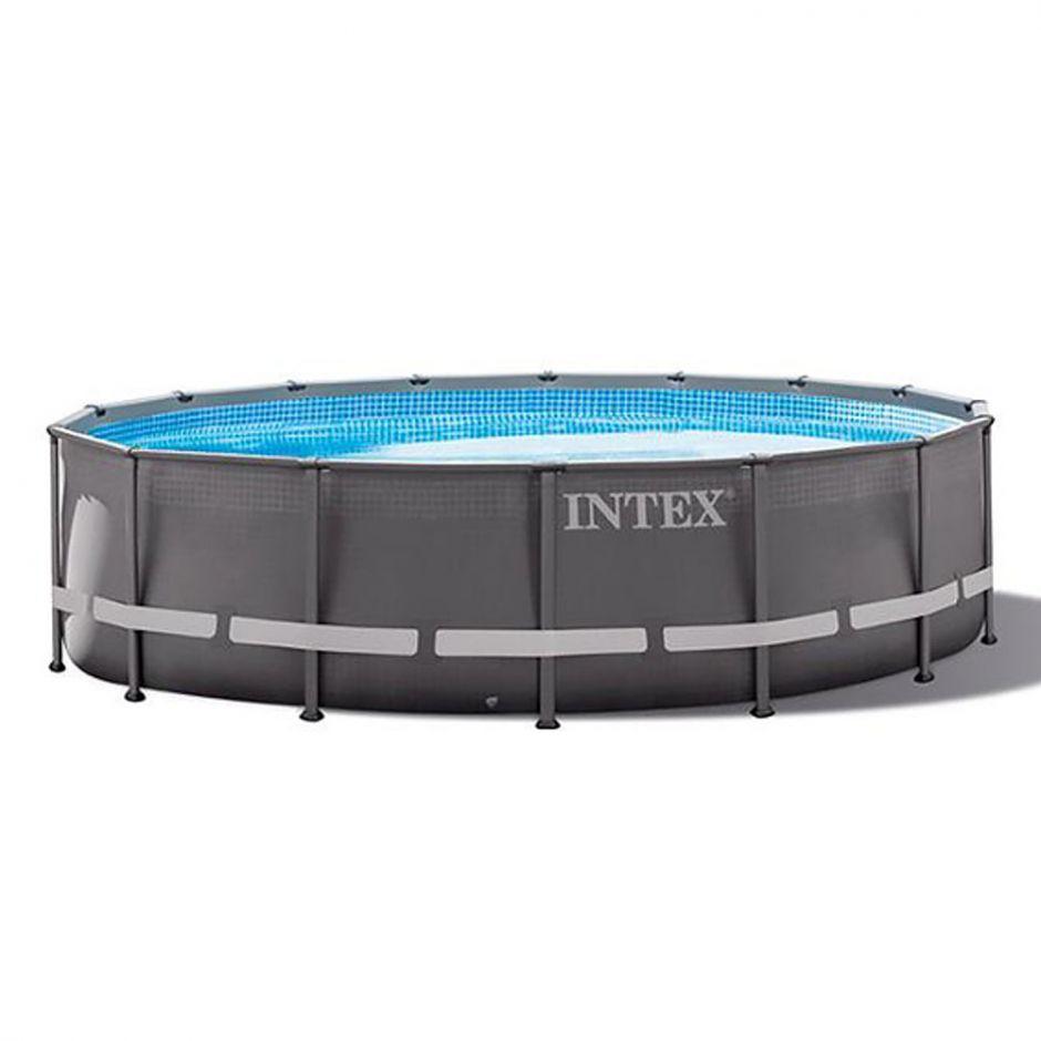 Каркасный бассейн Intex 26330 (549х132) с песочным фильтром