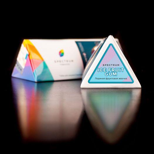 Табак для кальяна Spectrum Ice Fruit Gum