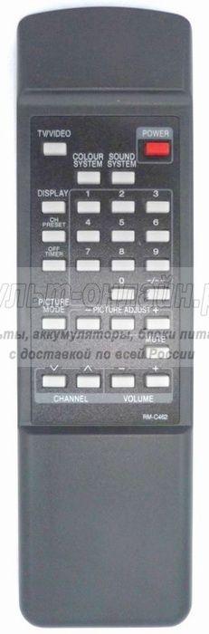 JVC RM-C462
