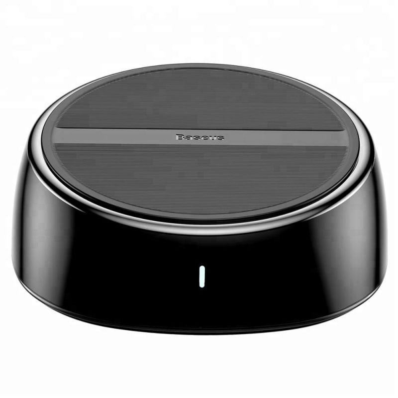 Беспроводная зарядка Baseus 2 in 1 wireless charger 3 USB 3.4A Wireless 10 CN черная (CCALL-XK01)