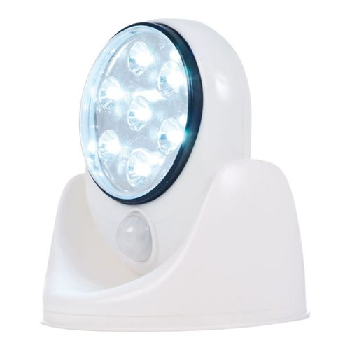 Светодиодный Led светильник с датчиком движения Glow Bright.