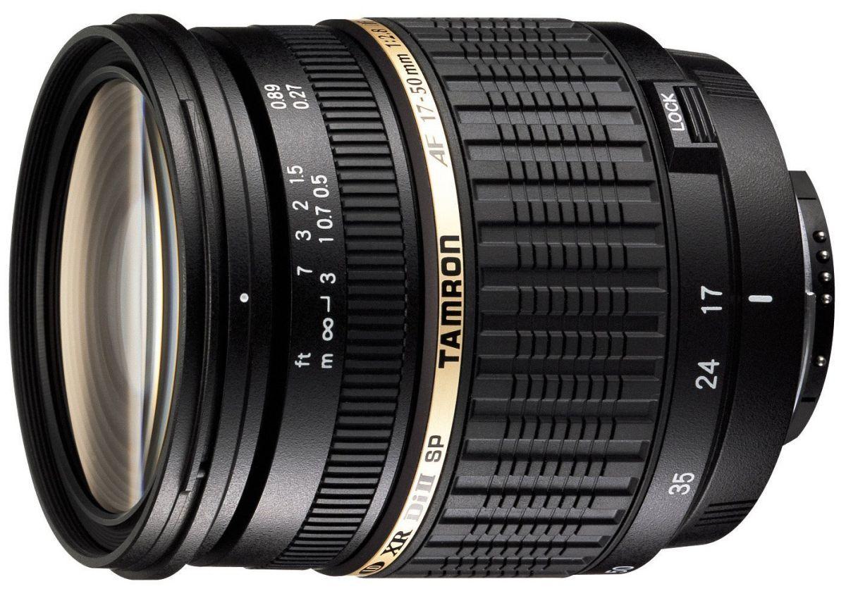Tamron SP AF 17-50mm f/2.8 XR Di II LD Aspherical (IF) (A16 NII) Nikon F