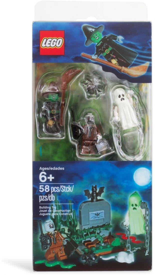 Набор минифигурок Хеллоуин. 850487