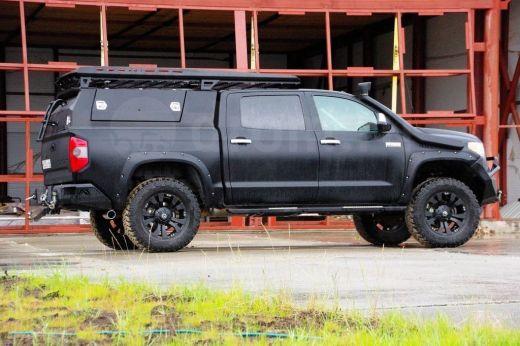 Кунг экспедиционный трехдверный - Toyota Tundra