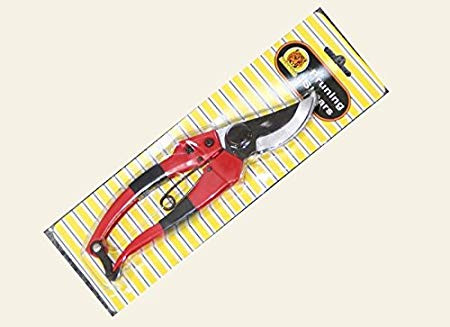 Секатор плоскостной Pruning Shears, 19 см