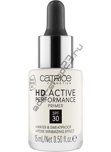 Catrice - Праймер HD Active Performance Primer