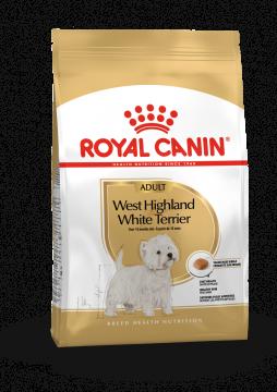 Роял канин Вест-хайленд Уайт терьер (West Highland White Terrier Adult)